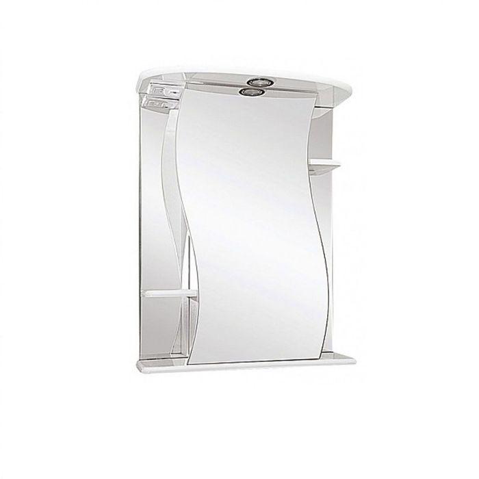 """Зеркало Misty """"Лиана-60"""", с подсветкой, правое"""