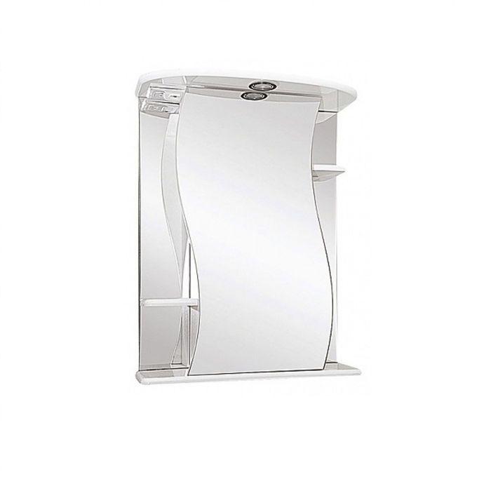 """Зеркало Misty """"Лиана-65"""", с подсветкой, правое"""