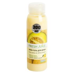 Крем-гель для душа «Тайская дыня и белый лимон», 300 мл