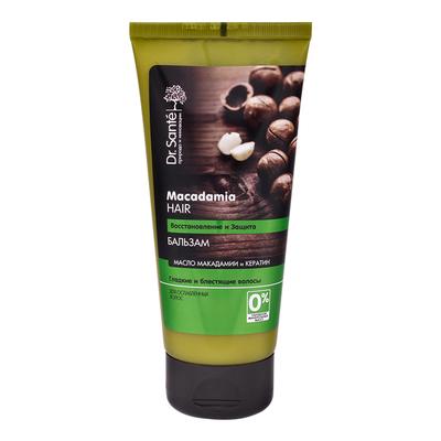 Бальзам для ослабленных волос Dr.Sante Macadamia Hair «Восстановление и защита», 200 мл - Фото 1