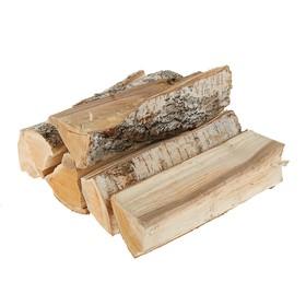 Дрова березовые 'Эргономичные' колотые, 30смх6шт в сетке Ош