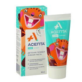 Зубная паста «Асепта Kids» для детей от 4 до 8 лет, 50 мл