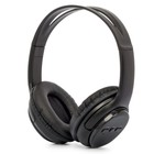 Наушники с микрофоном Harper HB-201, Bluetooth, мониторные, черные