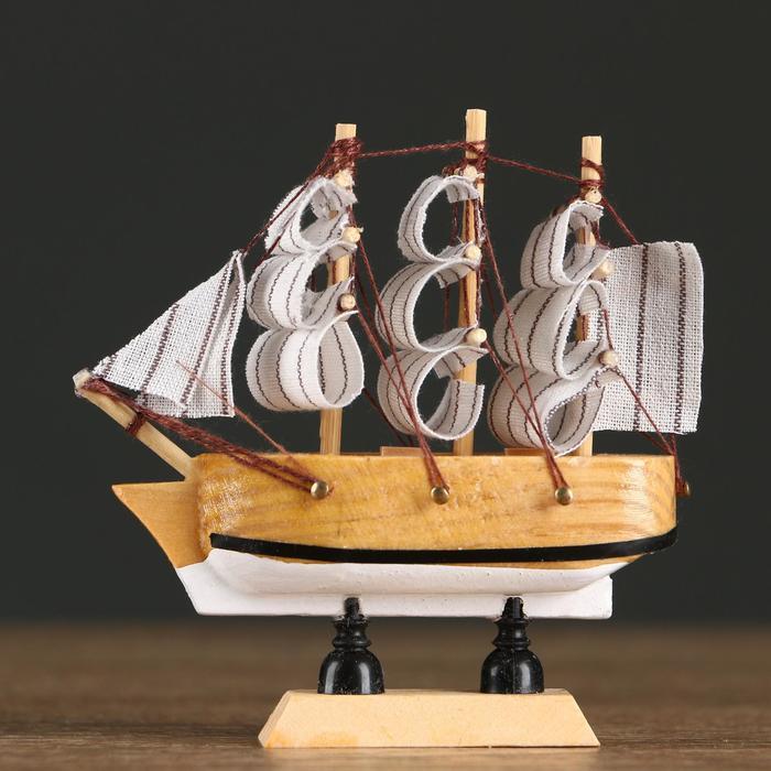 Корабль сувенирный малый Аризона, микс, 31010 см