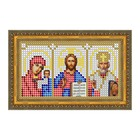 Схема для вышивки бисером «Иконостас Святого Николая Чудотворца»