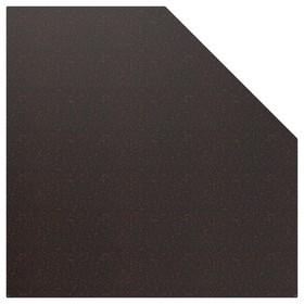 Лист притопочный Угловой-призматический, антик медь, сталь 1,2 мм, 110 х 110 см Ош
