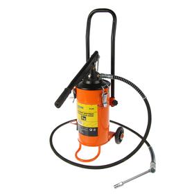 Нагнетатель смазки Partner PA-2095, ручной, ремкомплект к штоковому механизму, 5л, 22атм Ош