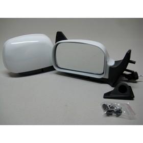 Зеркало боковое с регулировкой 3291-09, ВАЗ 2108-09, белое, 2 шт. Ош