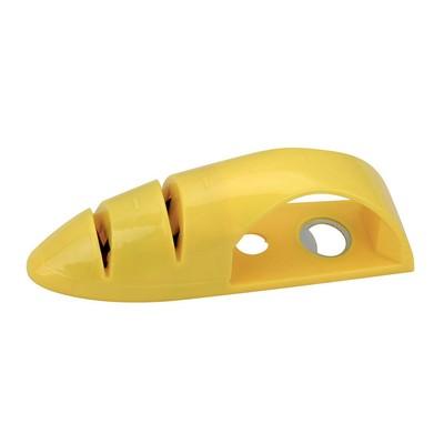 Точилка для ножей 3 в 1, 10,5 х 9,5 х 2,3 см цвет МИКС - Фото 1