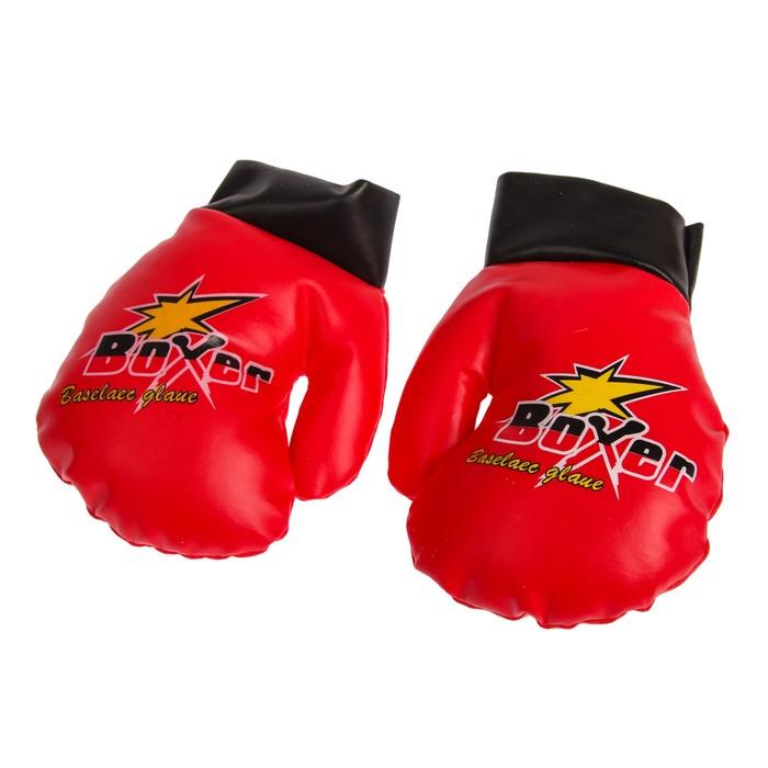 "Боксерские перчатки ""Нокаут"""