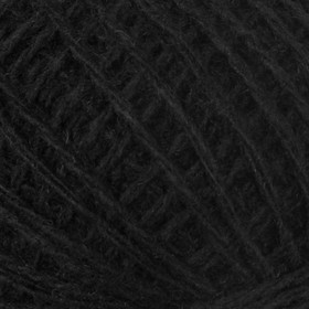 """Пряжа """"Акрил"""" 100% акрил, 253м/100гр (Чёрный)"""