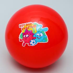 Мяч детский СМЕШАРИКИ