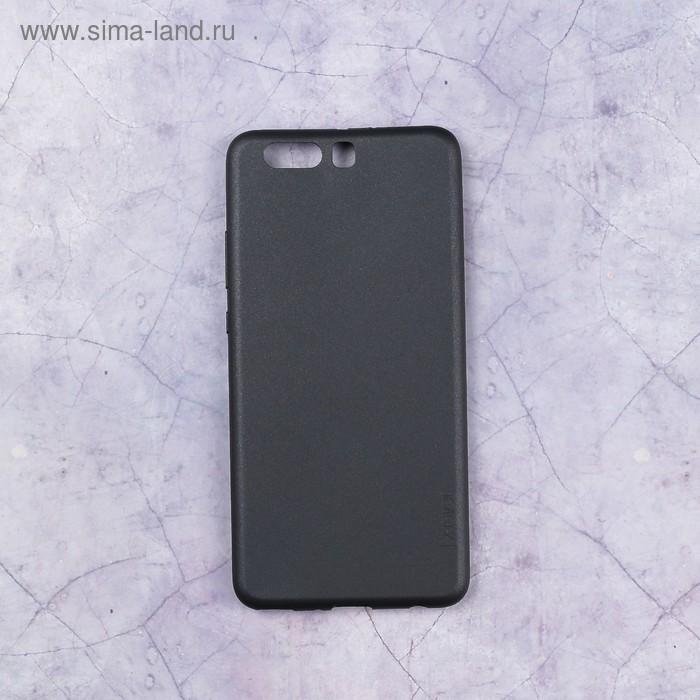 Чехол-накладка X-Level Guardian Series для Huawei P10 Plus (Черный)