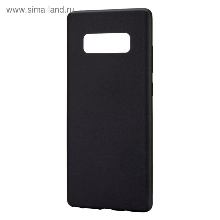 Чехол-накладка X-Level Guardian Series для Samsung Note 8 (Черный)