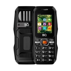 Сотовый телефон BQ M-1842 Tank Mini Black, цвет черный