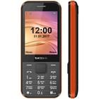 Сотовый телефон Texet TM-302 Black, черный