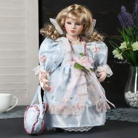 Кукла коллекционная 'Виталина' 30 см Ош