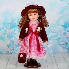 Кукла коллекционная 'Ева' 30 см Ош