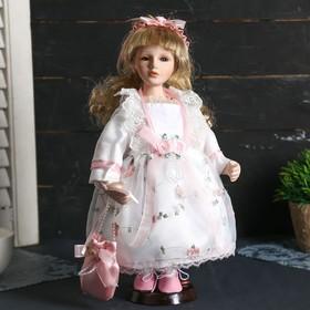 Кукла коллекционная 'Ивона' 30 см Ош