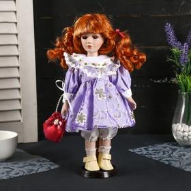 Кукла коллекционная 'Леся' 30 см Ош