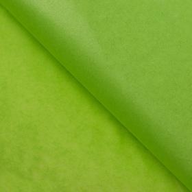 Бумага упаковочная тишью, зеленый, 50 см х 66 см Ош