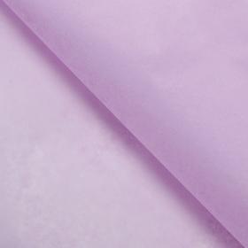 Бумага упаковочная тишью, сиреневый, 50 см х 66 см Ош