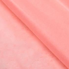 Бумага упаковочная тишью, персиковый, 50 см х 66 см Ош