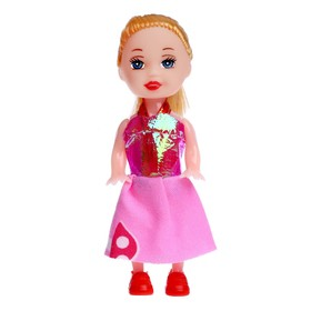 Кукла малышка «Нарядная», МИКС Ош
