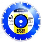 Диск алмазный сегментный BAUMESSER Beton Pro, F4, 300 х 3,2 х 25,4 мм