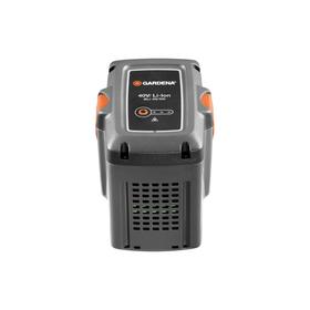 Аккумулятор GARDENA BLi-40/100, Li-ion, 40 В, 2.6 Ач