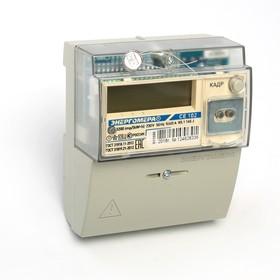 Счетчик 'Энергомера' СЕ 102 R5.1 145 J, 5-60 А, однофазный, многотарифный, для физ.лиц ЕКБ Ош