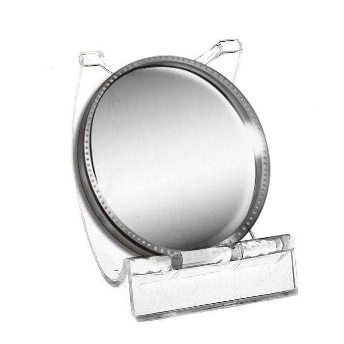 Подставка под зеркало, 4*4,5*4,5 см, оргстекло 2 мм, цвет прозрачный