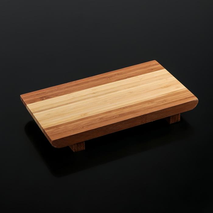 Блюдо для суши «Бамбук», 21×12×3 см