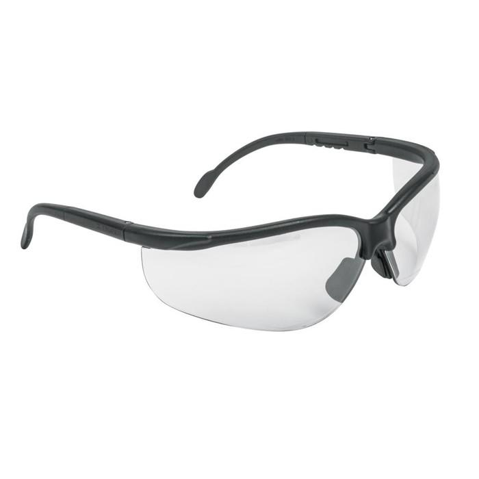Защитные очки TRUPER LEDE-ST, прозрачные, поликарбонат, УФ защита, защита от царапин