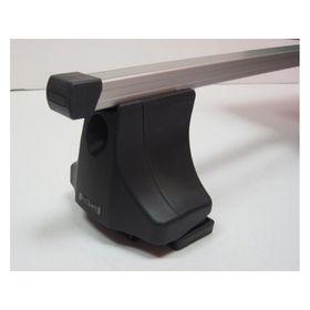Багажник серии Эконом на Багажник дуги на рейлинги, в т.ч. на ВАЗ 2111, тип дуги: 20х30, сталь, L= 1100 Ош