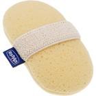 Губка-рукавичка Baby Moments для купания, с карманом для мыла, от 0 мес.