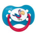 Пустышка круглая Animals, латекс, возраст от 0-6 месяцев, цвет МИКС - Фото 2