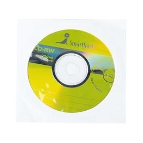 Диск CD-RW SmartTrack, 4-12x, 700 Мб, Конверт, 1 шт