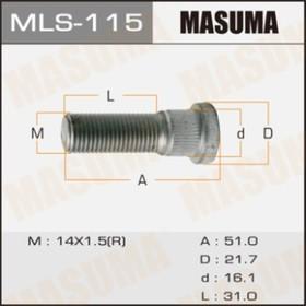 Шпилька для грузовика  Masuma MLS115 Ош