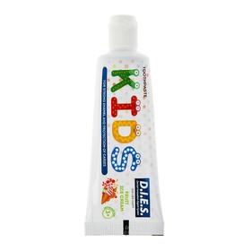 Зубная паста детская D.I.E.S, фруктовое мороженое, 3-7 лет, 45 г