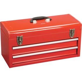 Ящик для инструмента Big Red TBD132, 2 выдвижных полки, откидной верх