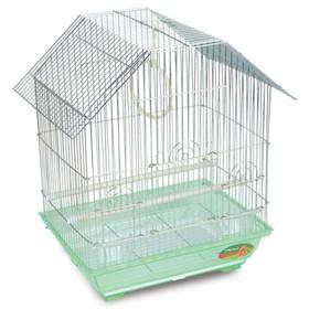 Клетка Triol  N 1608 для птиц, 34.5*26*44 см Ош