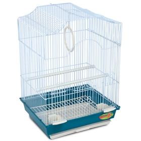 Клетка Triol  N 3112 для птиц, 34.5*28*50 см Ош
