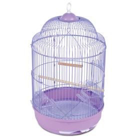 Клетка Triol  N 33A для птиц, d=33*56.5 см Ош