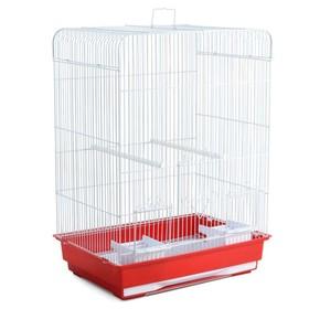 Клетка Triol  N 7005 для птиц, 43*30.5*58 см, микс цветов Ош