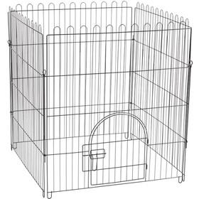 Вольер Triol для животных, 4 секции, 84 х 95 см Ош
