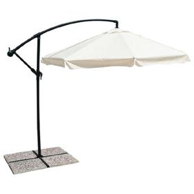 Пляжный зонт «ПАРМА», 3 м, цвет слоновая кость, 0795097 Ош