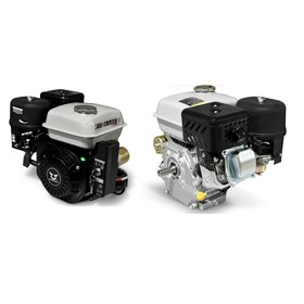 Двигатель ZONGSHEN ZS170FE, с ген. катушкой, бенз., 4Т, 7 л.с., 208 см3, d=20 мм Ош
