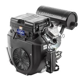 Двигатель LIFAN 2V78F-2А, бенз., 4Т., 24 л.с., 688 см3, d=25 мм Ош