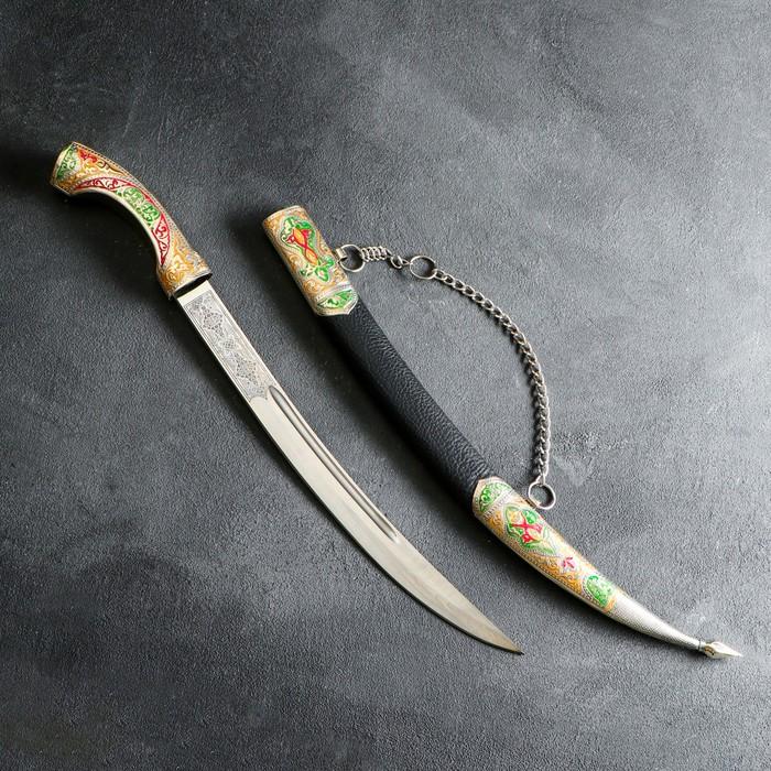 Ятаган сувенирный Янычар